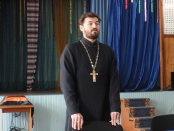 Священник Вячеслав Рубский