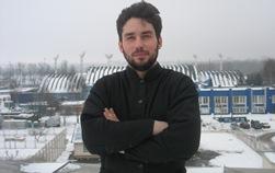 Священник Алексий Хотеев