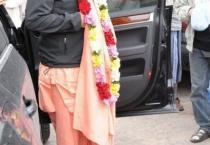 гуру кришнаитов