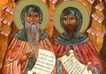 Преподобные отцы Варсануфий и Иоанн, прелесть