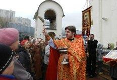 Священник Николай Святченко