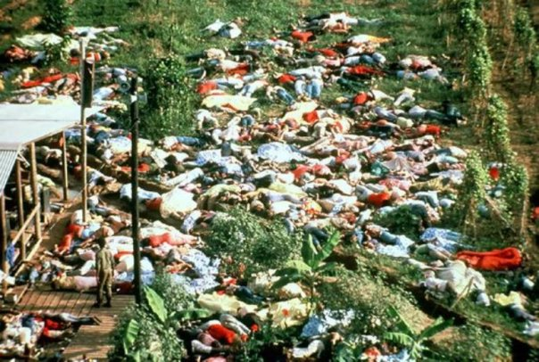 the life of jim jones and the mass suicide of over 910 followers of the peoples temple in 1977 Read 12 disturbing things you never knew about the jonestown cult mass suicide  the peoples temple there were loudspeakers all over the compound, and jim.